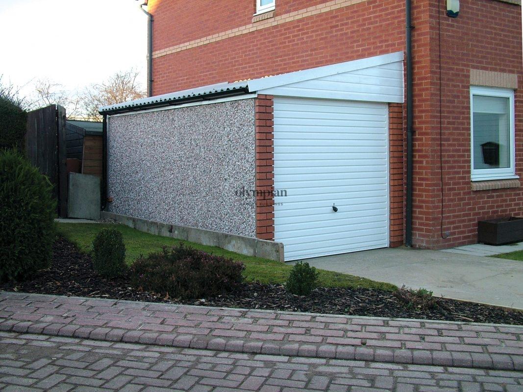 Concrete Garages 15