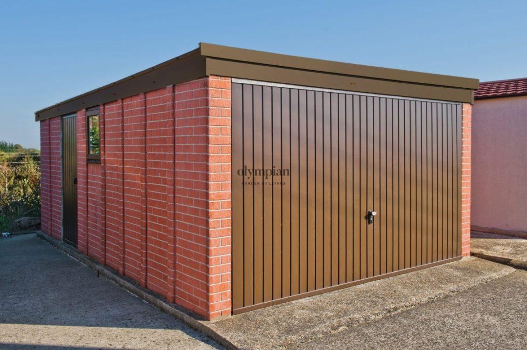 Concrete Garages 16