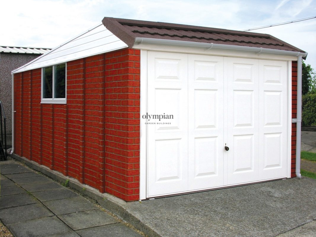 Concrete Garages 18