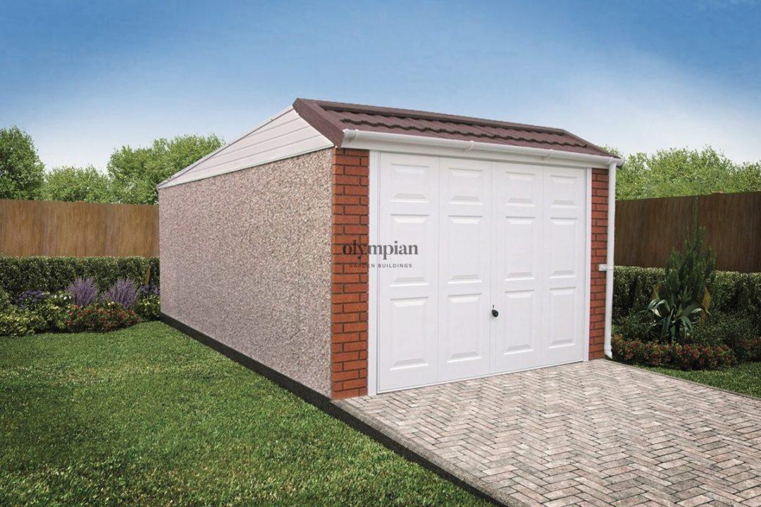 Concrete Garages 20