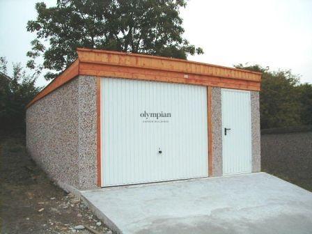 Concrete Garages 21