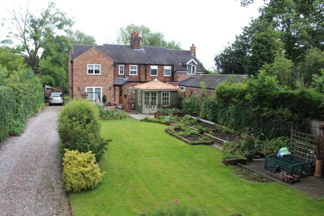 Corner Gawsworth Cheshire