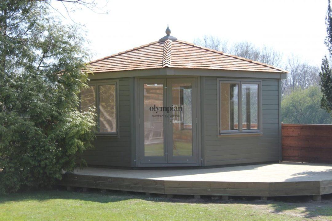 Garden Room in Bramhall
