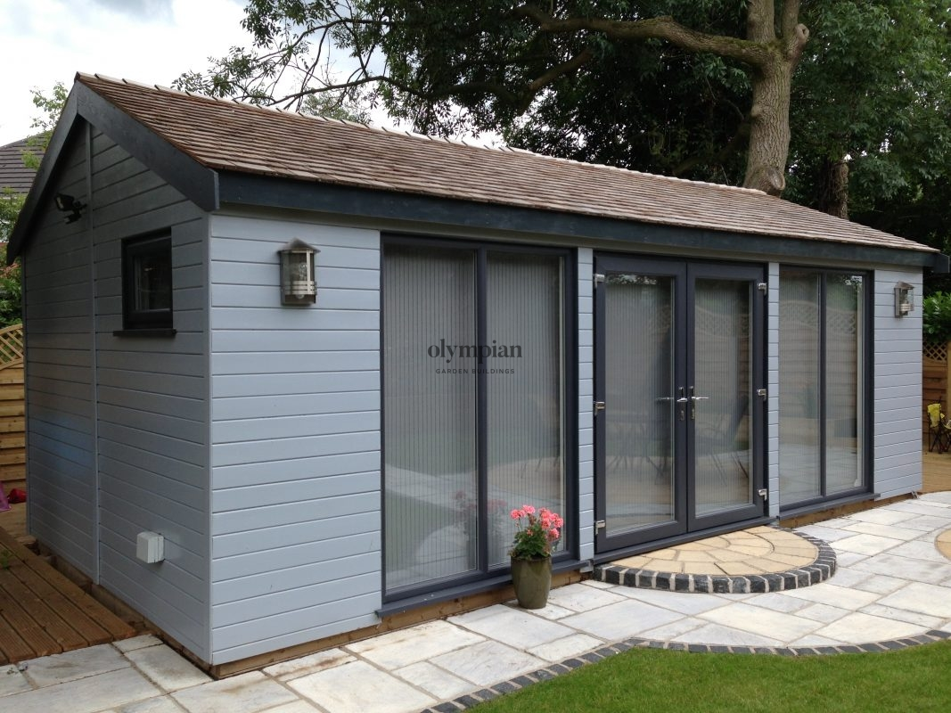 Garden Studio in Altrincham 8