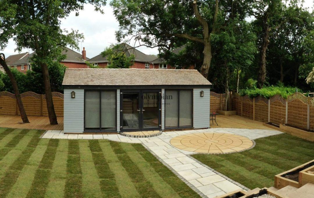 Garden Studio in Altrincham