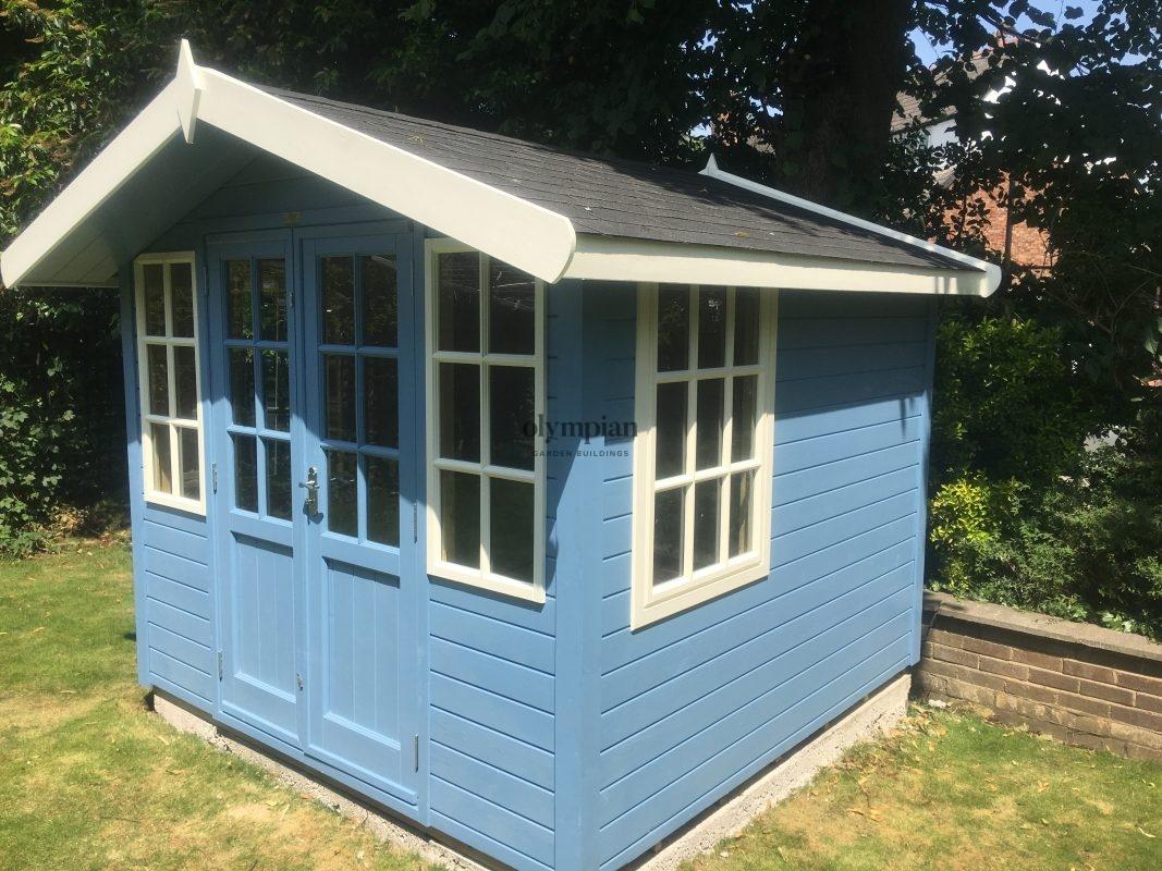 Georgian Summerhouse Cheshire
