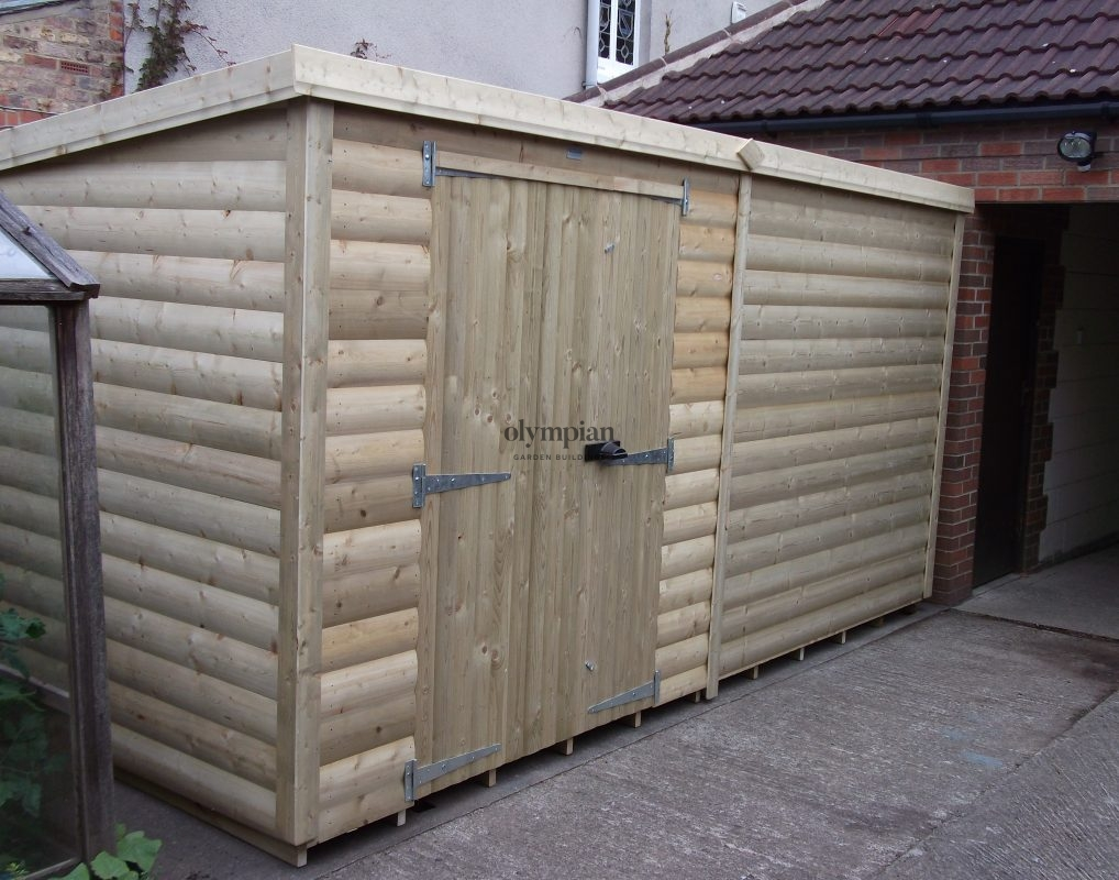 Heavy Duty Security Shed 37
