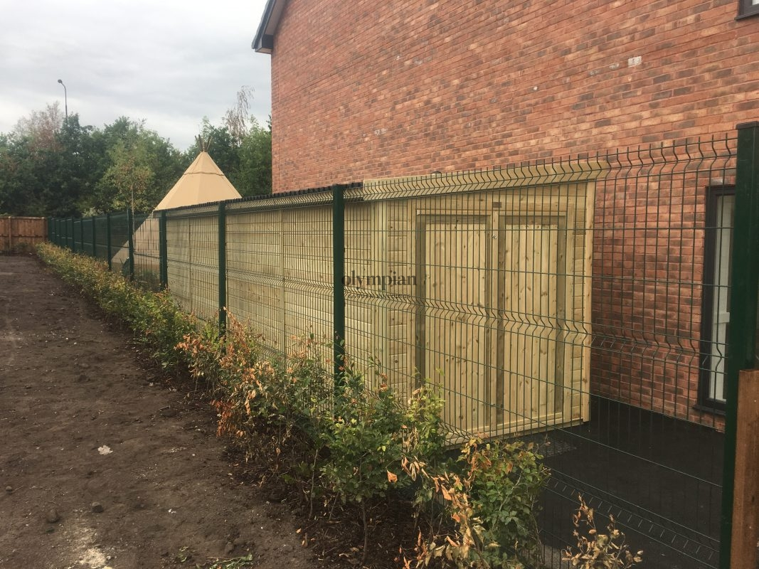 Heavy Duty Security Shed 46