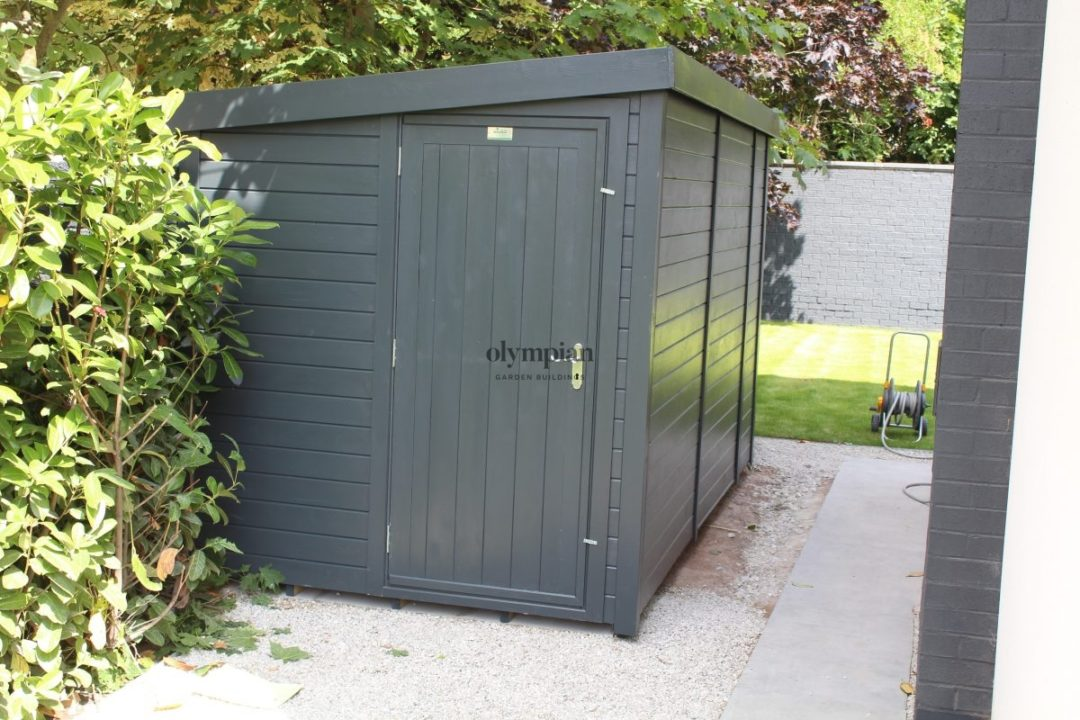 Heavy Duty Security Shed 47