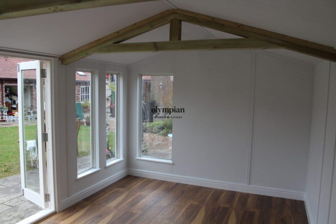 Insulated Garden Room 139