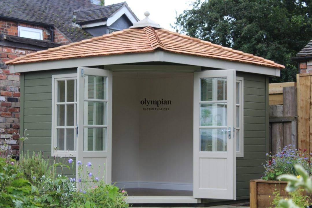 Insulated Garden Room 140