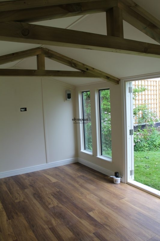 Insulated Garden Room 145