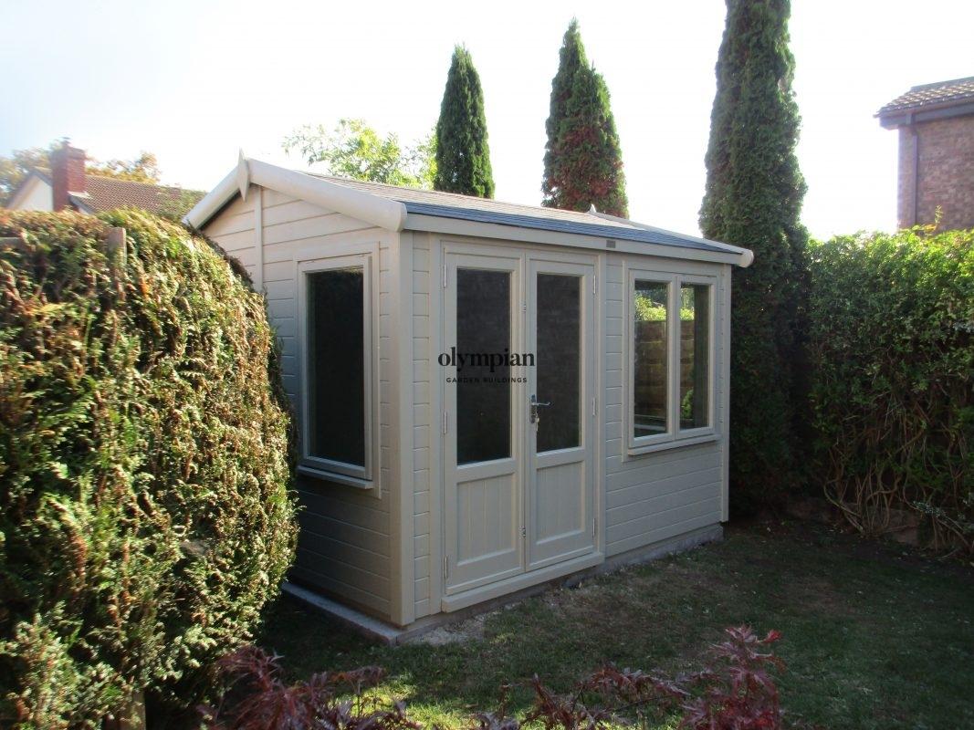 Insulated Garden Room 148