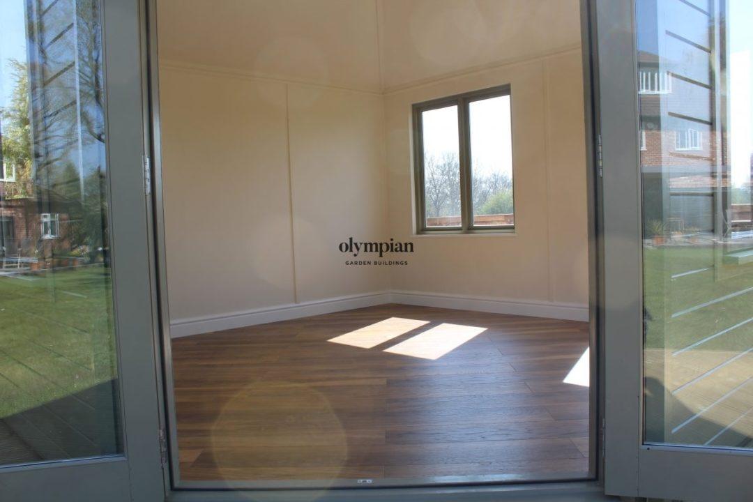 Insulated Garden Room 150