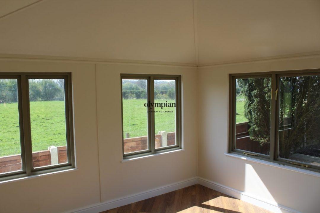 Insulated Garden Room 151