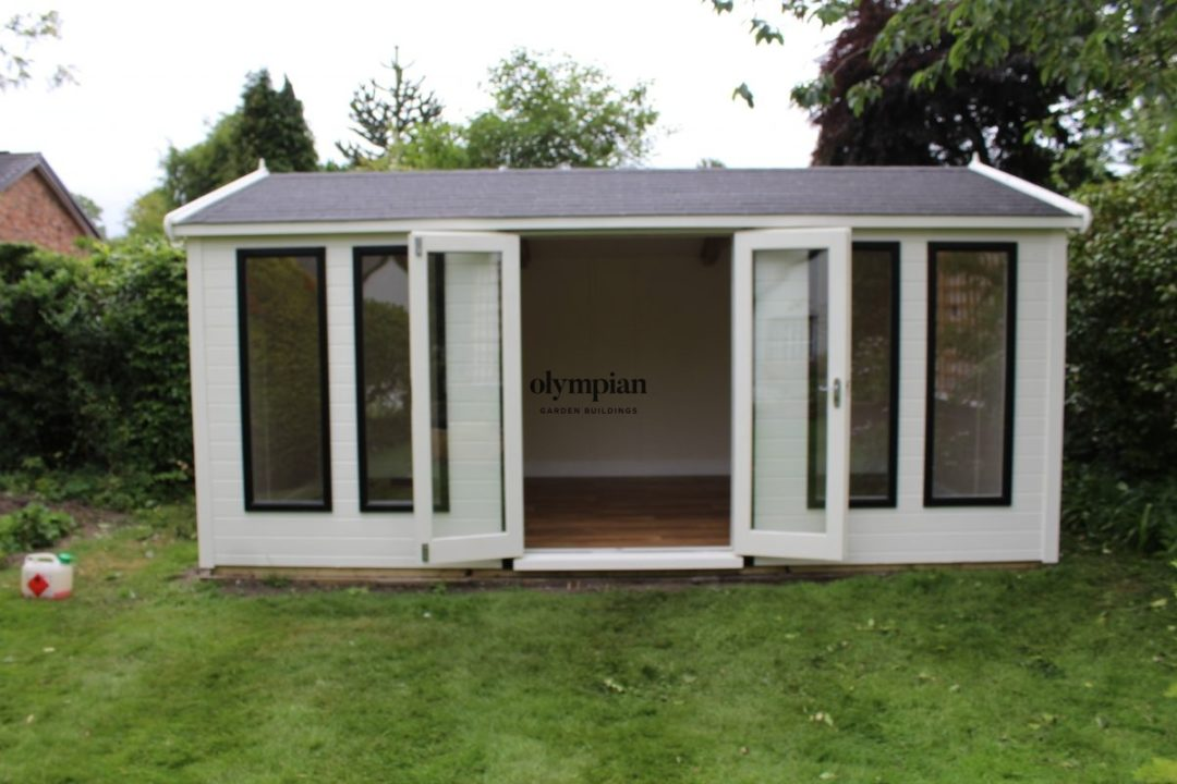 Insulated Garden Room 154