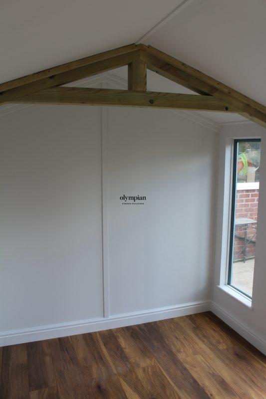 Insulated Garden Room 156