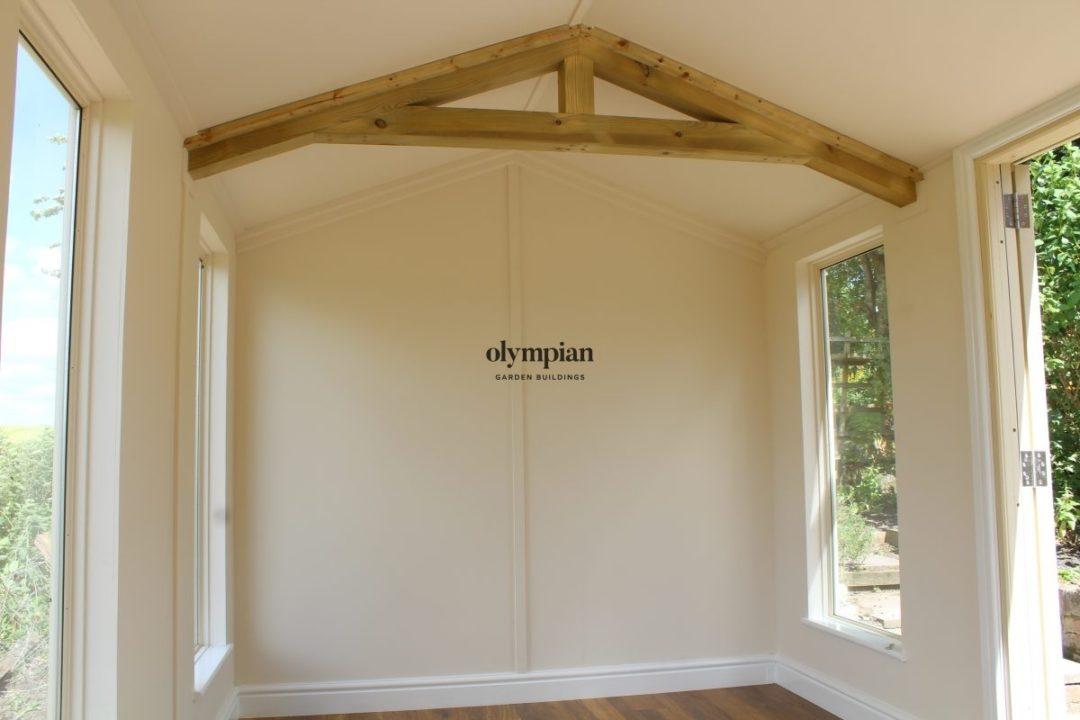 Insulated Garden Room 157