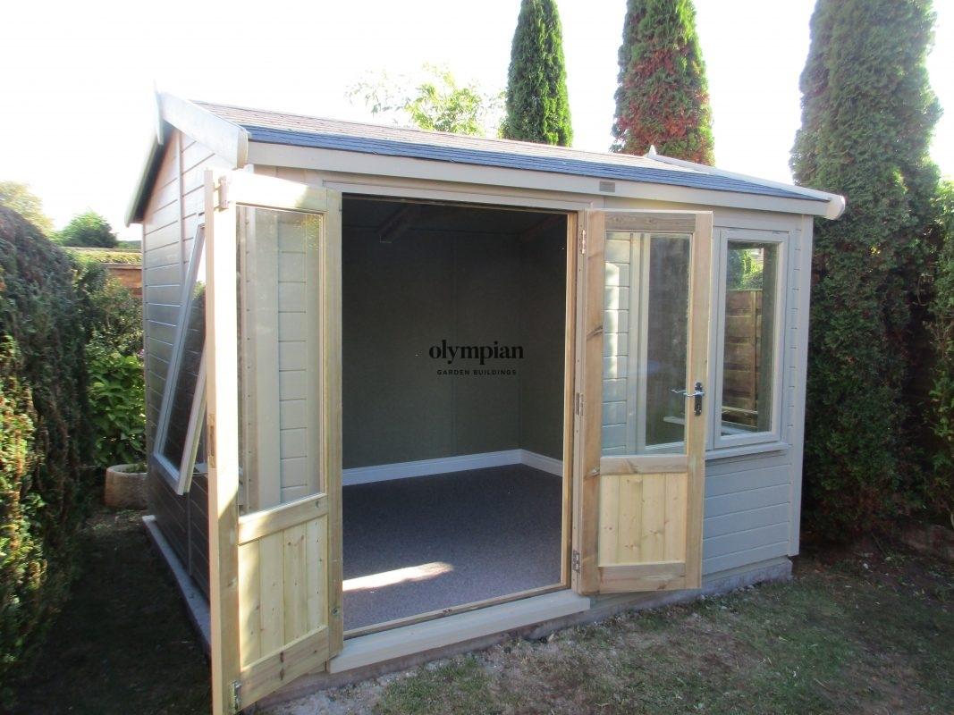 Insulated Garden Room 158