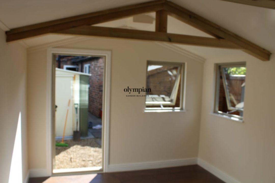 Insulated Garden Room 163
