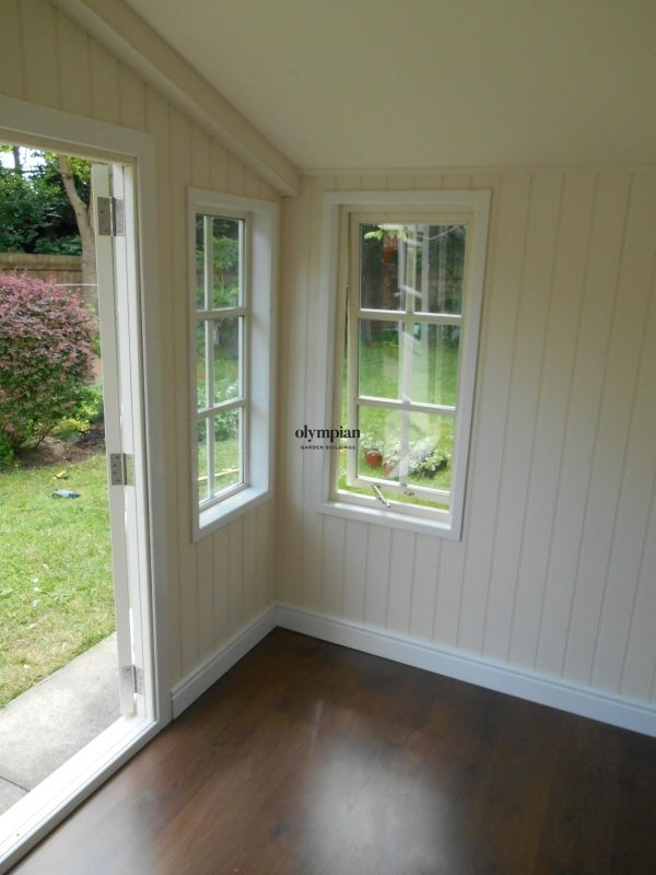 Insulated Garden Room 165