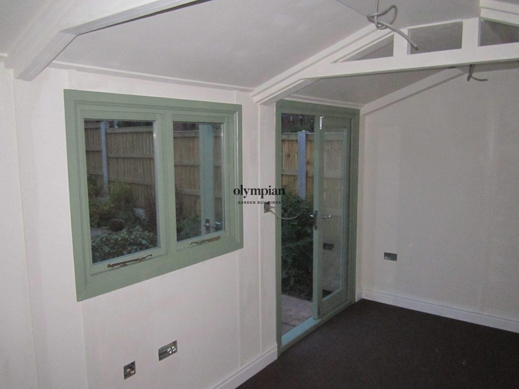 Insulated Garden Room 167