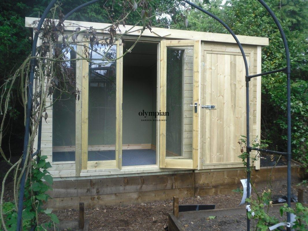 Insulated Garden Room 168