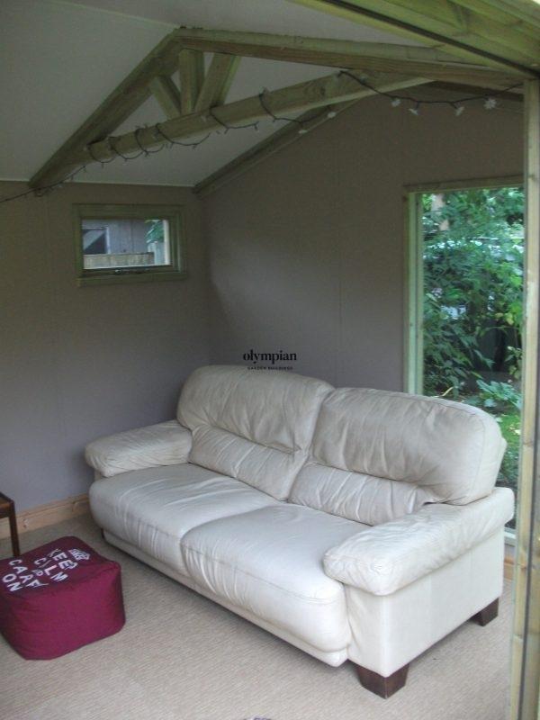 Insulated Garden Room 173