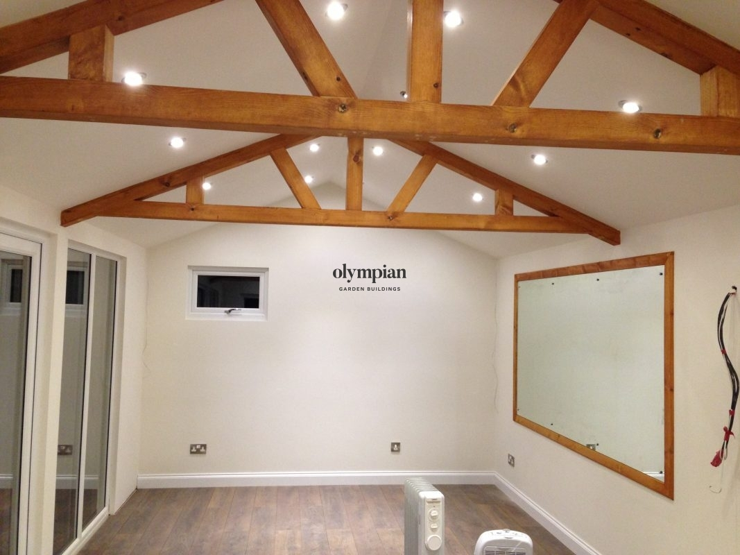 Insulated Garden Room 175