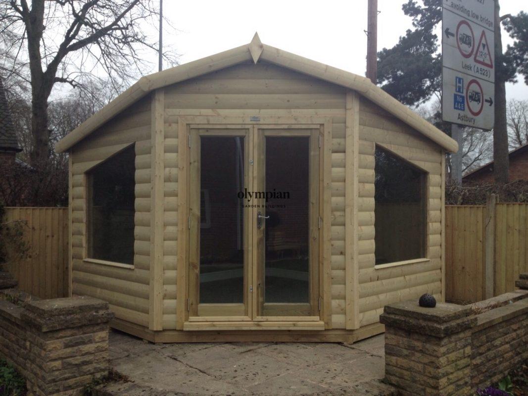 Insulated Garden Room 181