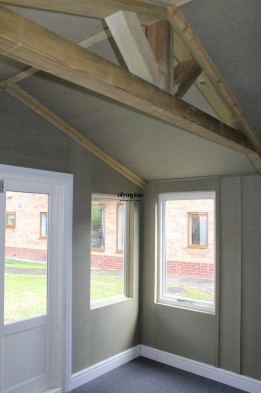 Insulated Garden Room 187