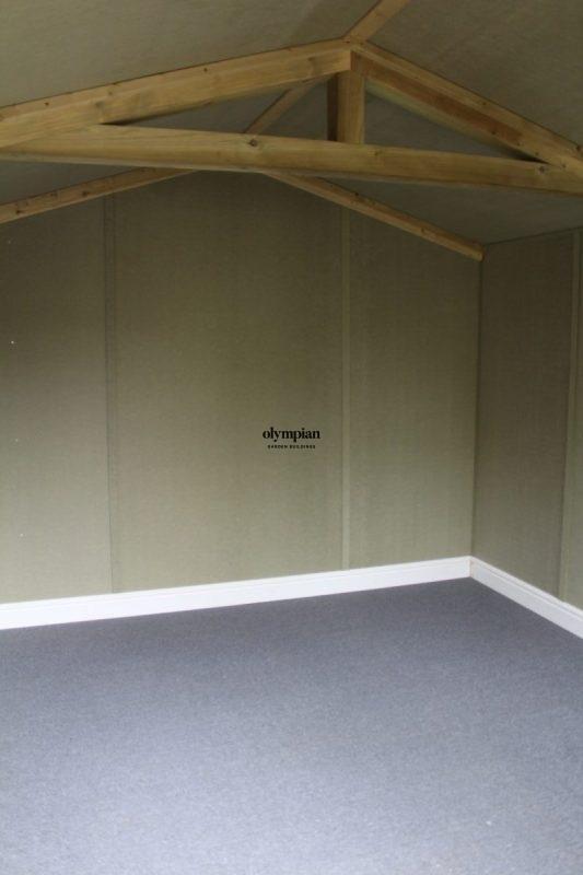 Insulated Garden Room 188