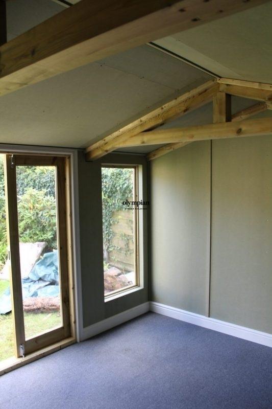Insulated Garden Room 189