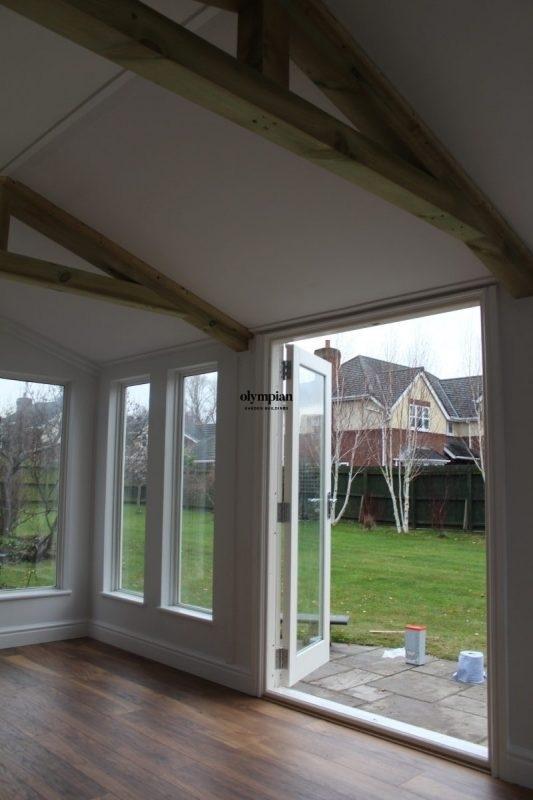 Insulated Garden Room 190