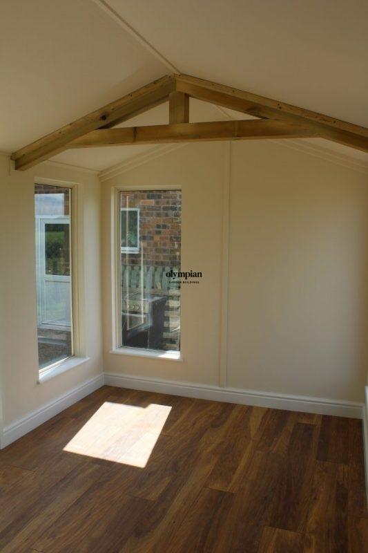 Insulated Garden Room 191