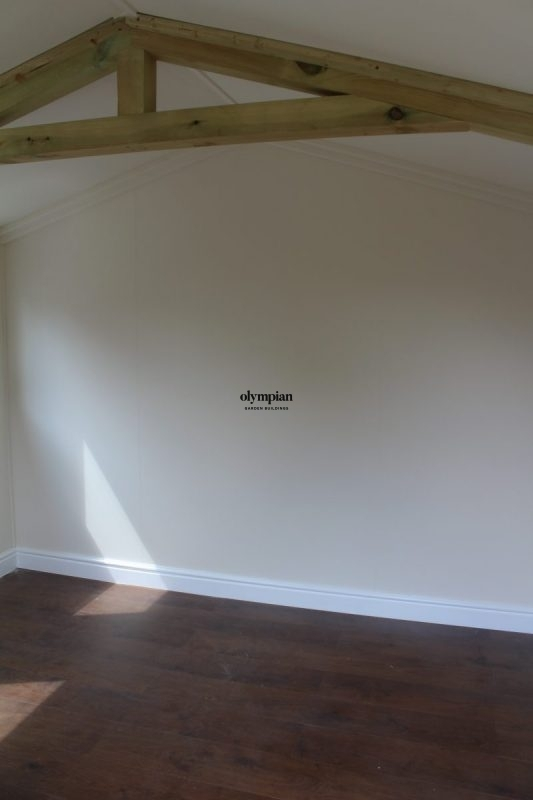 Insulated Garden Room 192