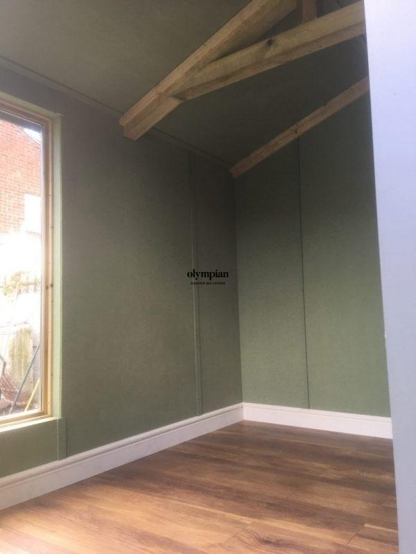 Insulated Garden Room 194