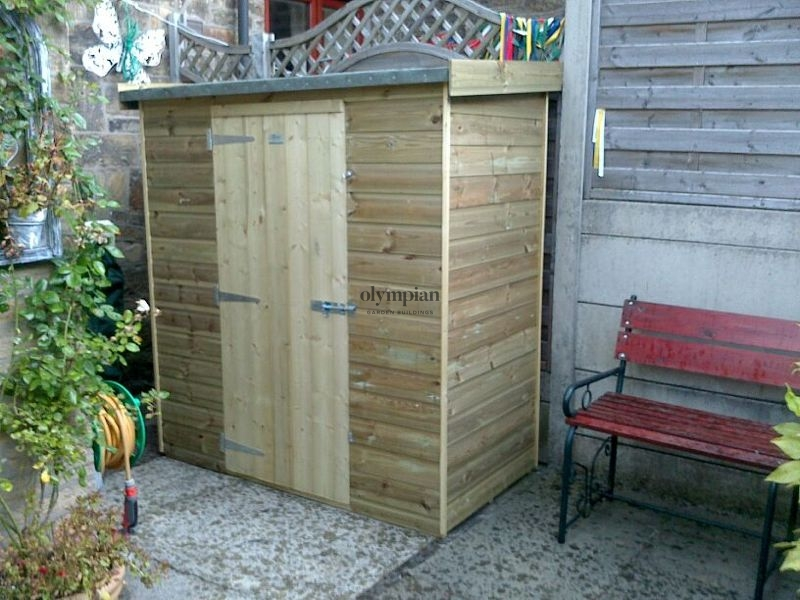 Lean-To Sheds 3