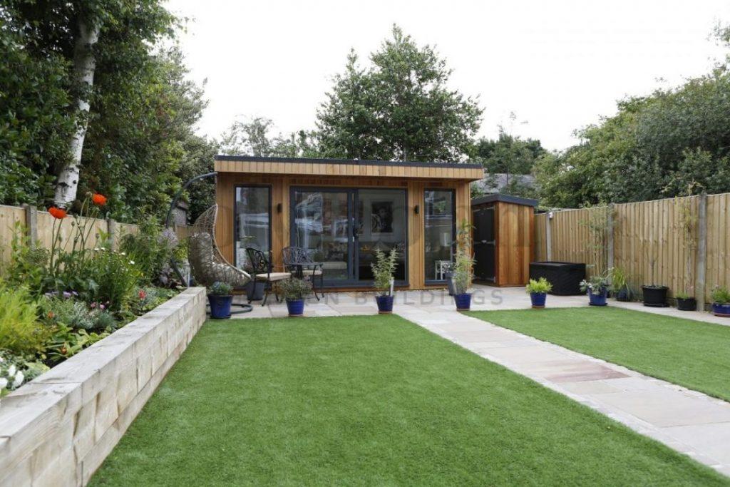 Contemporary Garden Room, Sale