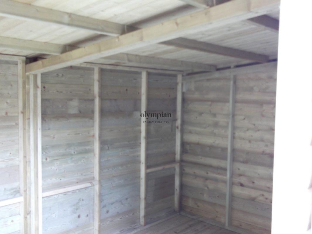 Pent Roof Workshops 36