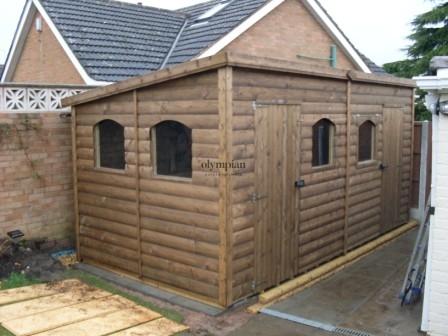 Pent Roof Workshops 38