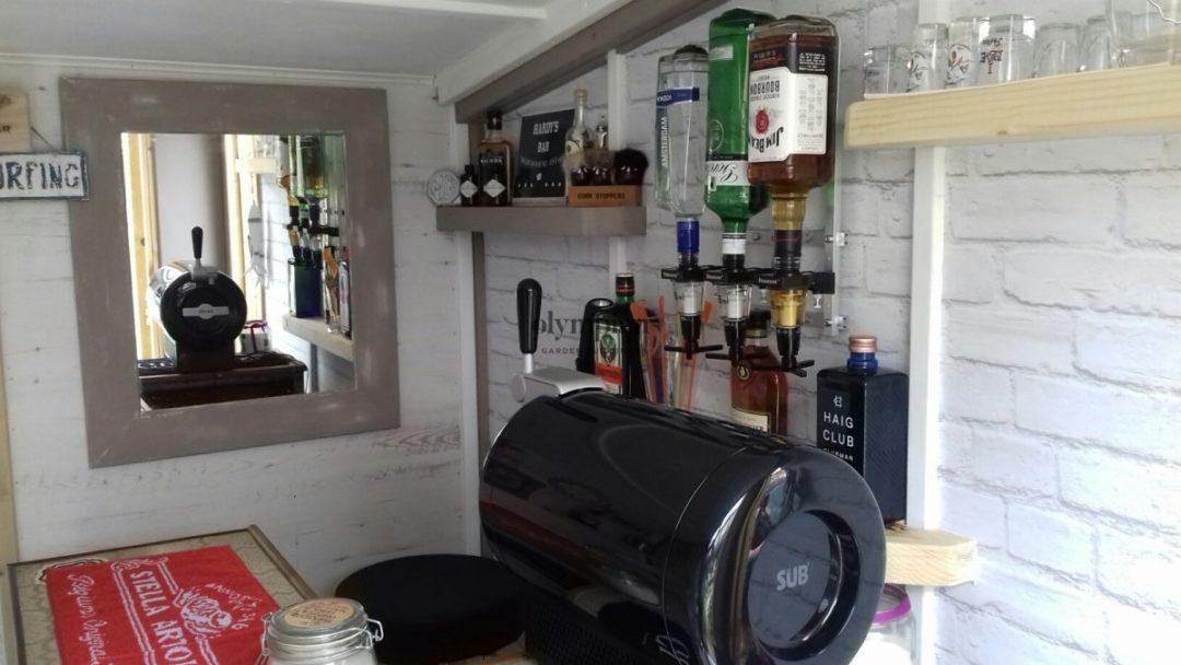 Pub Shed in Macclesfield 1