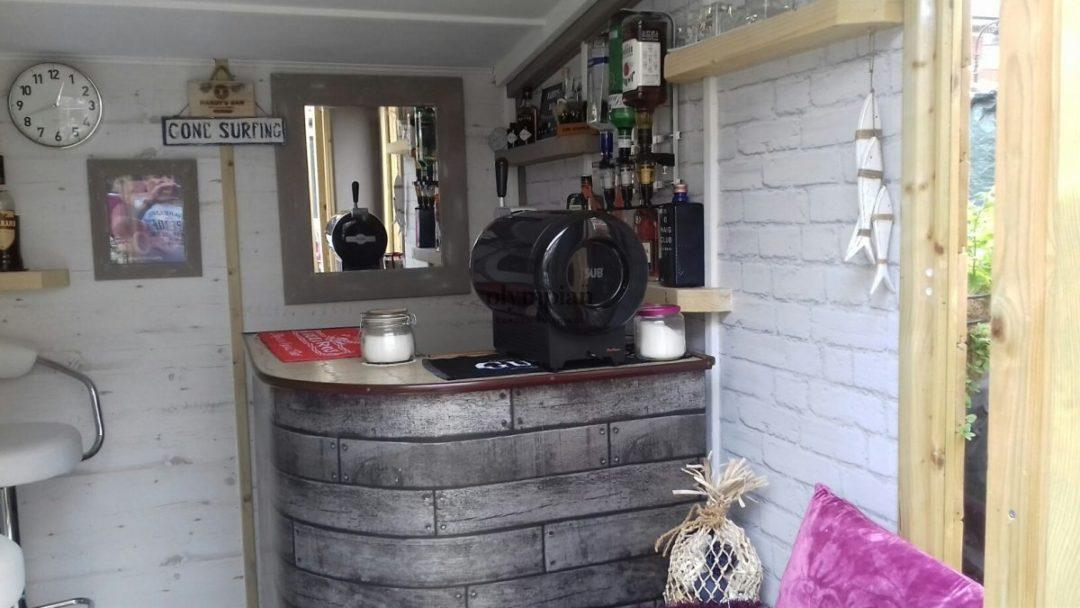 Pub Shed in Macclesfield 3