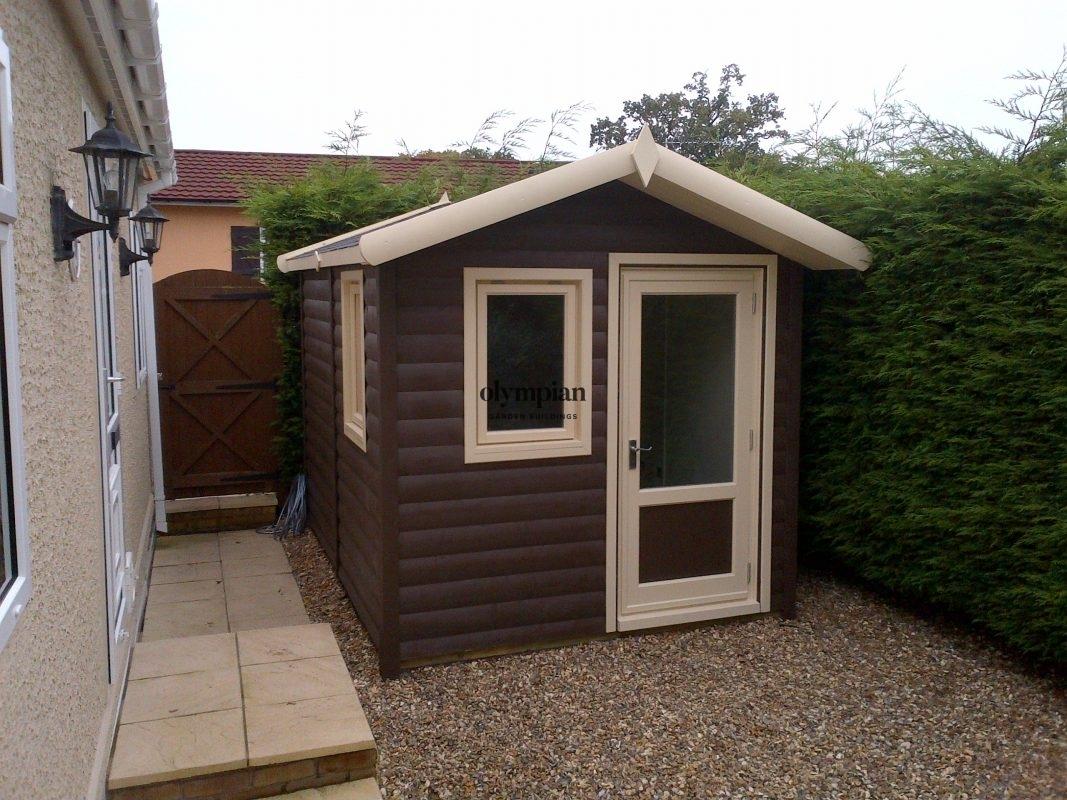 Small Garden Office 16