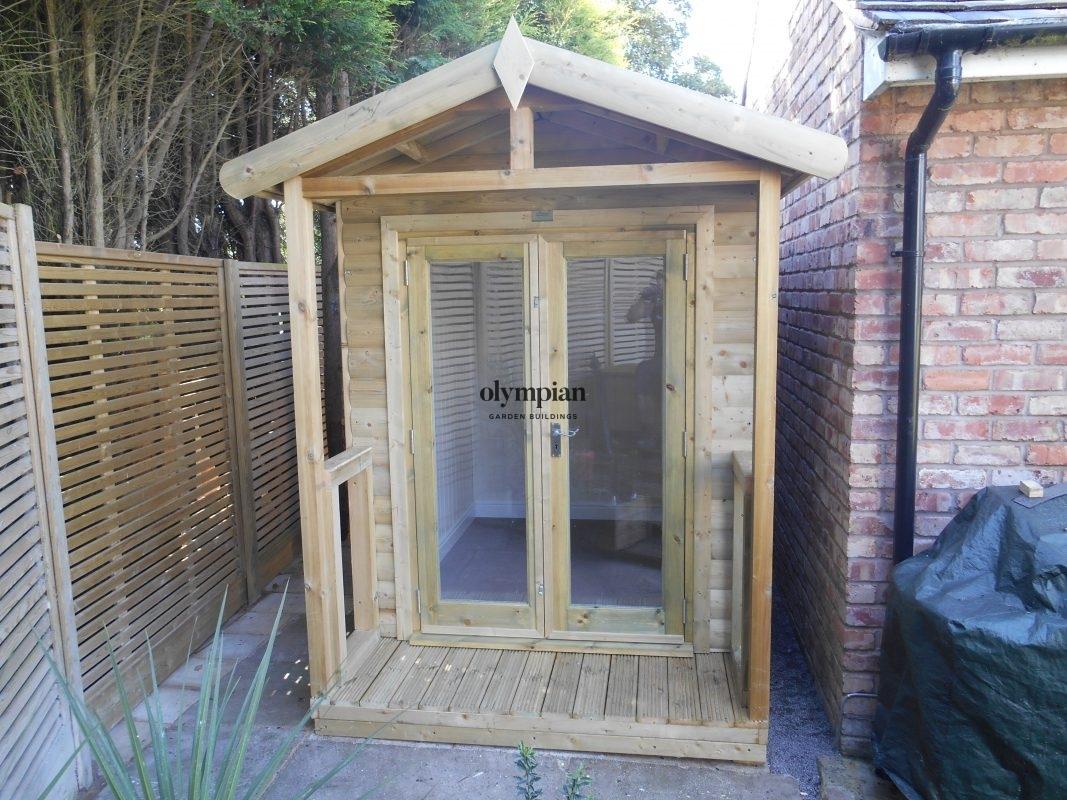 Small Garden Office 21