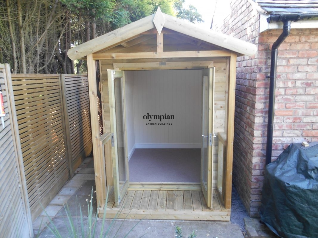 Small Garden Office 22