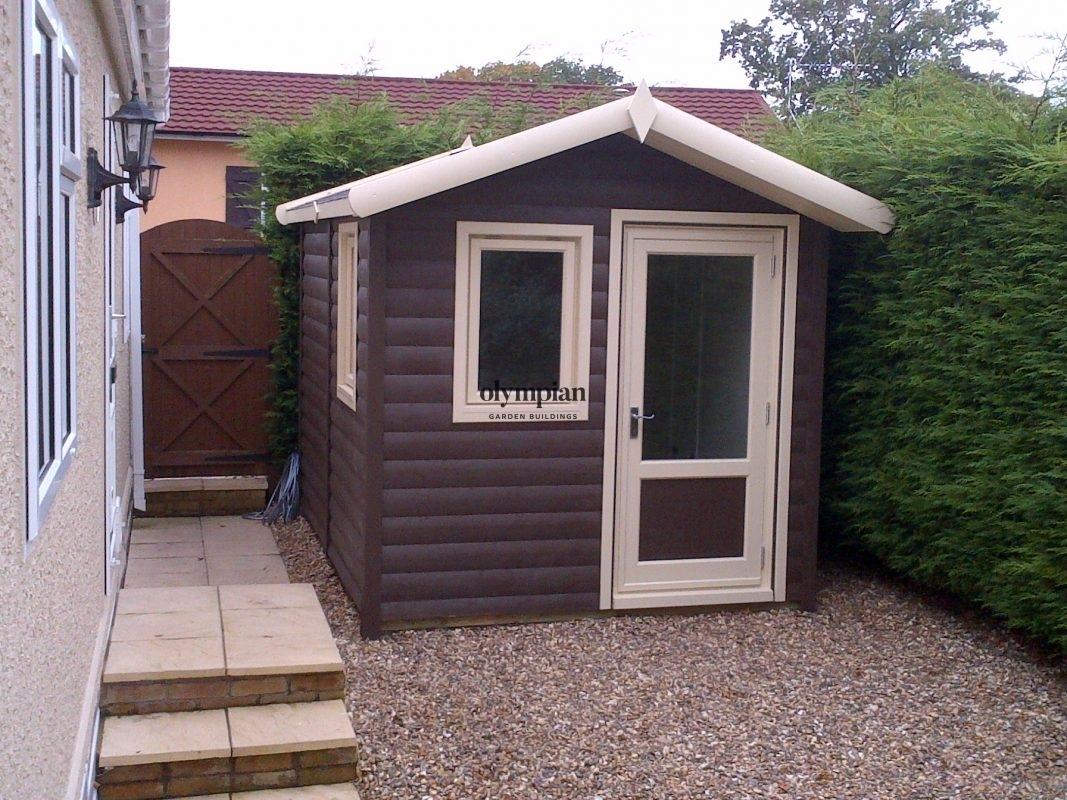 Small Garden Office 26