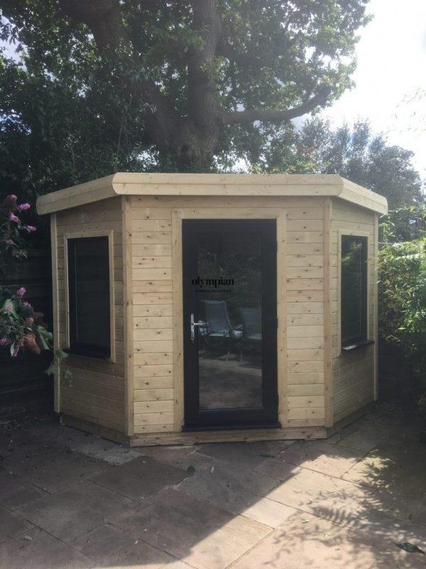 Small Garden Office 28
