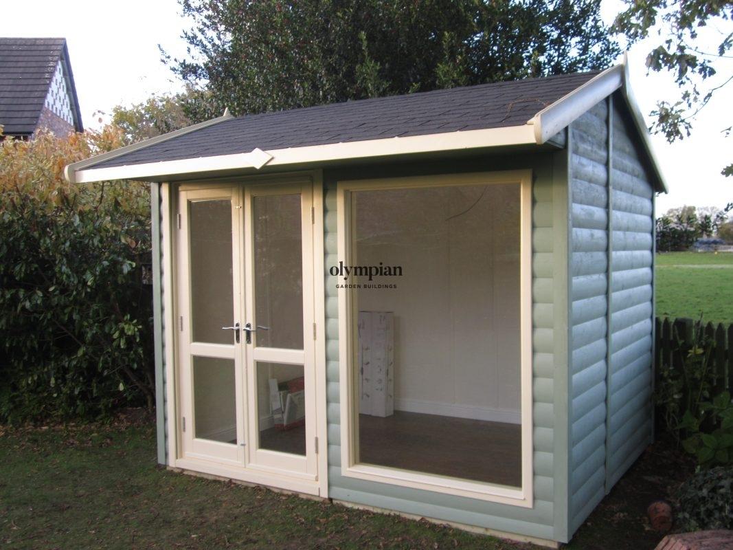 Small Garden Office 30