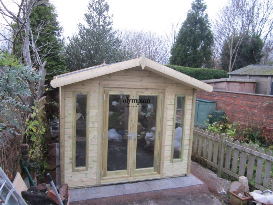 Small Garden Office 31